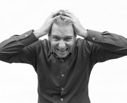Stress - hvem går til psykolog?